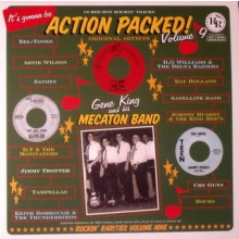 ACTION PACKED VOLUME 09 LP