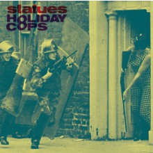 "STATUES ""HOLIDAY COPS"" LP"