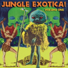 JUNGLE EXOTICA Volume One Double LP