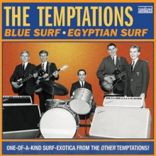 "TEMPTATIONS ""BLUE SURF"" 7"""
