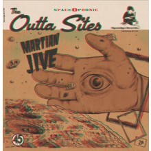 "OUTTA SITES ""Martin Jive / One Track Mind"" 7"""