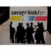 SAVAGE KICK Volume 4 LP