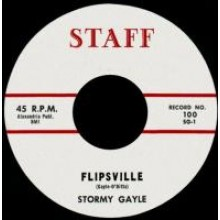 "STORMY GALE ""FLIPSVILLE/I'LL WAIT AROUND"" 7'"
