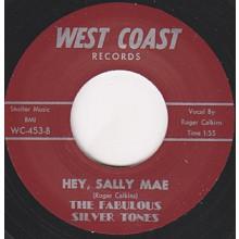"Fabulous Silver Tones ""Hey, Sally Mae / Stranger In Paradise"" 7"""