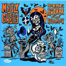 MOSTLY GHOSTLY CD (More Horror For Halloween)