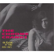 "CHROME CRANKS ""MURDER OF TIME"" CD"