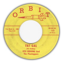 "OTIS REDDING ""SHOUT BAMALAMA/ FAT GAL"" 7"""