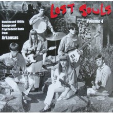 "LOST SOULS ""Volume 4"" CD"