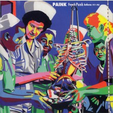 """PAINK """"French Punk Anthems 1975-1982"""" LP"""