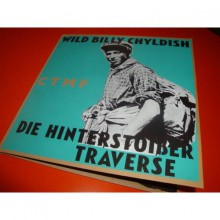 "BILLY CHILDISH ""Die Hinterstoißer Traverse"" 10"""