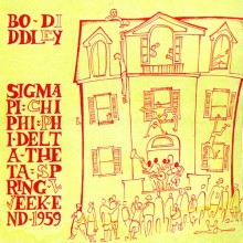 "BO DIDDLEY ""SPRING WEEKEND 1959"""
