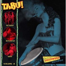 "TABU! ""VOLUME 4"" LP"