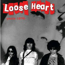 LOOSE HEART Paris 1976