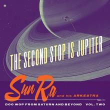 "SUN RA ""SECOND STOP IS JUPITER"" CD"