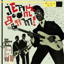 """JERK BOOM! BAM! """"Volume 10"""" LP"""