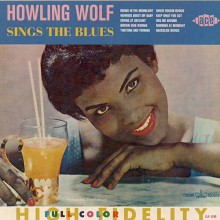 "HOWLIN WOLF ""SINGS THE BLUES"" CD"