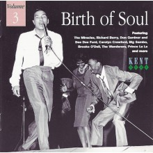 BIRTH OF SOUL VOLUME 3 CD
