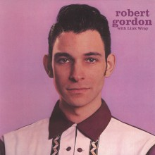 "ROBERT GORDON WITH LINK WRAY ""S/T"" LP"