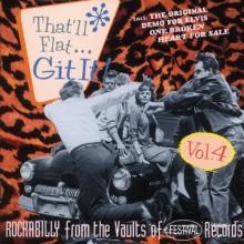 THAT'LL FLAT GIT IT VOLUME 04 CD