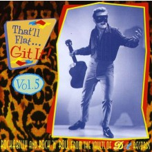 THAT'LL FLAT GIT IT VOLUME 5 (DOT recordings) CD