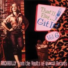 THAT'LL FLAT GIT IT VOLUME 06 CD