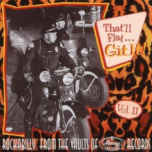 THAT'LL FLAT GIT IT Volume 11 - MERCURY Rockabilly CD
