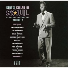 KENT'S CELLAR OF SOUL VOLUME 2 CD