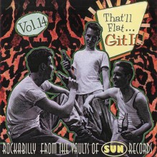 THAT'LL FLAT GIT IT VOLUME 14: SUN cd
