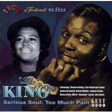 KING'S SERIOUS SOUL VOLUME 1 CD
