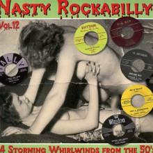 NASTY ROCKABILLY Volume 12 LP