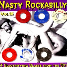 NASTY ROCKABILLY Volume 16 LP