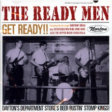 "READY MEN ""GET READY!!"" CD"
