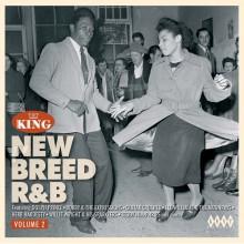 """KING NEW BREED R&B """"VOLUME 2"""" CD"""