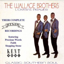 "WALLACE BROTHERS "" LOVER'S PRAYER"" CD"