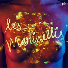 """LES MARINELLIS """"S/T"""" LP"""