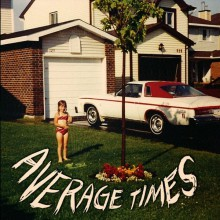 "AVERAGE TIMES ""S/T"" LP"