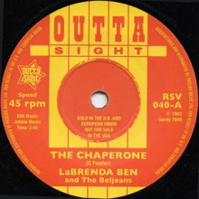 "LaBrenda Ben And Beljeans / Saundra Mallett And Vandellas ""The Chaperone / Camel Walk"" 7"""