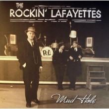 "ROCKIN' LAFAYETTES ""MUD HOLE"" LP"