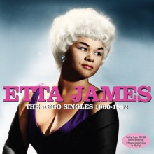 "ETTA JAMES ""The Argo Singles 1960-62"" DoLP"