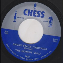 "HOWLIN WOLF ""SMOKESTACK LIGHTNING/ YOU CAN'T BE BEAT"" 7"""