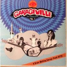 """GARAGEVILLE """"Volume 3"""" 10"""""""