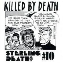 KILLED BY DEATH Volume 10 LP