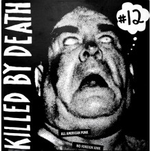 KILLED BY DEATH Volume 12 LP