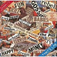 "SHAM 69 ""THAT'S LIFE"" CD"
