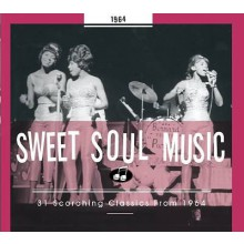 SWEET SOUL MUSIC: 1964 CD