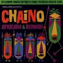 """CHAINO """"AFRICANA & BEYOND"""" CD"""