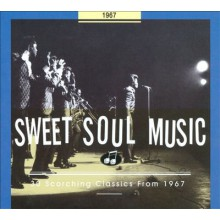 SWEET SOUL MUSIC: 1967 CD