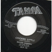 "MARI JONES ""RIBA DABBA DOO"" / RAYVON DARNELL ""CHICKEN LITTLE"" 7"""