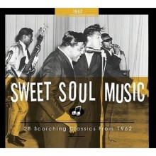 SWEET SOUL MUSIC: 1962 CD
