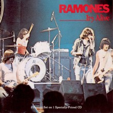 "RAMONES ""IT'S ALIVE"" cd"